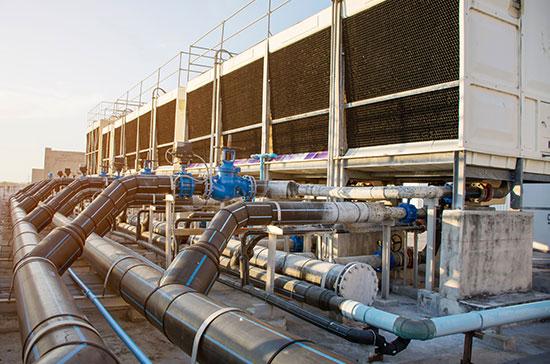Nettoyage de centrale de traitement de l'air à Douai, Arras, Lens