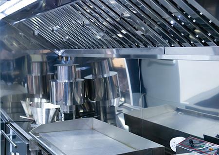 Nettoyage hotte de cuisine professionnelle à Douai, Arras, Lens